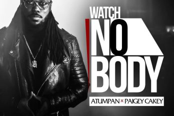 Atumpan new song featuring Paigey Cakey | @OfficialAtumpan @Paigey_Cakey