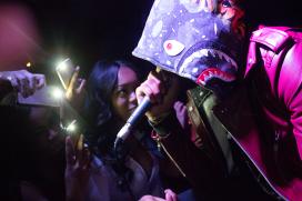 Yxng Bane Shuts Down Lit Show In London!   @yxngbane