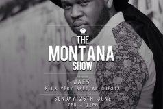 Afrobeats & UK Music! The Montana Show live!   @DJ_PMontana