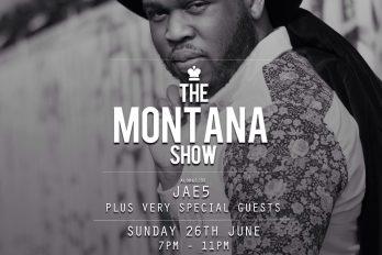 Afrobeats & UK Music! The Montana Show live! | @DJ_PMontana