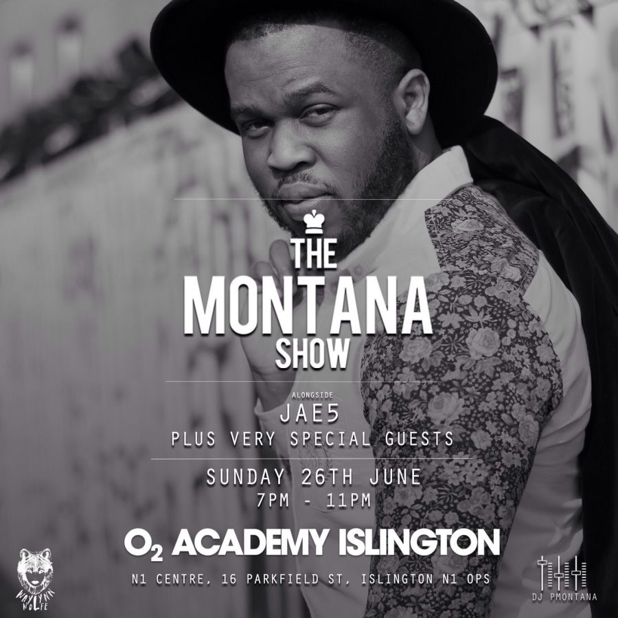 Afrobeats & UK Music! The Montana Show live! | @DJ_PMontana