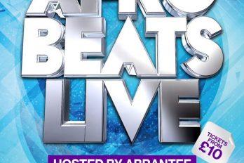 Afrobeats Live Returns to Jazz Café 3rd July 2016 | @afrobeatslive [Sponsored]