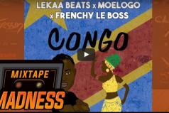 VIBE! Lekaa x Moelogo x Frenchy Le Boss – Congo (Prod. @LekaaGotWings) |@Moelogo