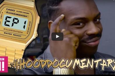LOL R.S Back At It Again! #HoodDocumentary   Happy Belated @bbcthree