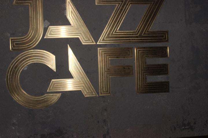 Jazz Cafe logo