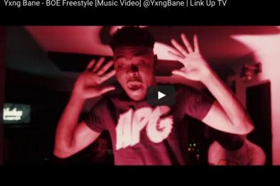 MAD!! East London Rapper Kills Freestyle 'BOE' [Music Video] |@YxngBane