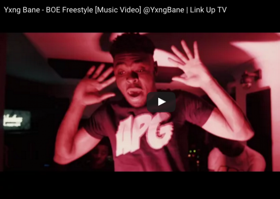 MAD!! East London Rapper Kills Freestyle 'BOE' [Music Video] |@YxngBane