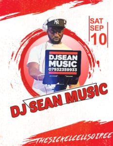 Dj sean music sickle-cell-soiree