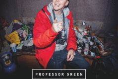 NEW MUSIC!!! Professor Green – Back On The Market | @ProfessorGreen