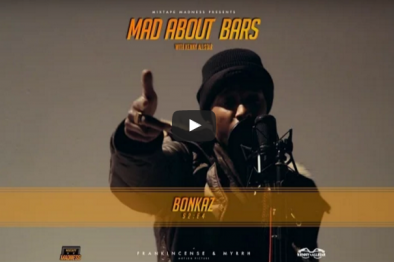 HARD FREESTYLE!! Bonkaz – Mad About Bars w/ Kenny [S2.E4] | @Bonkaz @MixtapeMadness