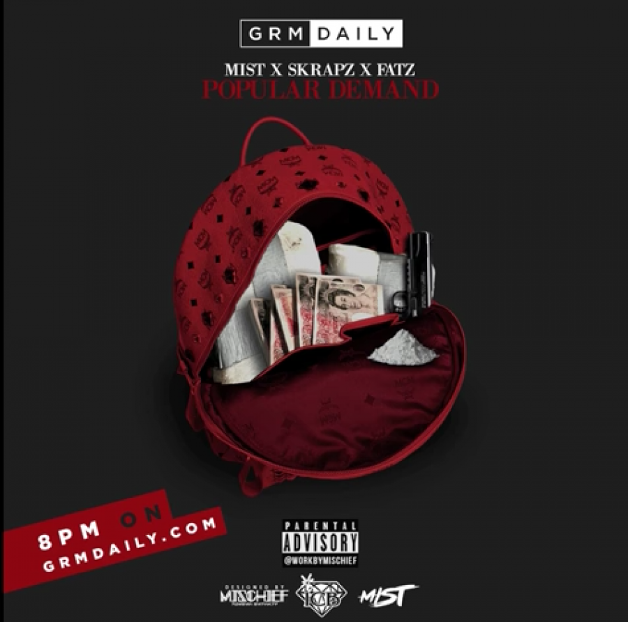 SICK LINK UP! Mist x Skrapz x Fatz – Popular Demand | @tweet_mist @skrapzisback @icecityfatz_318