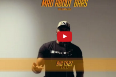 HARD! Big Tobz – Mad About Bars | @MixtapeMadness @BigTobzsf @KennyAllstar