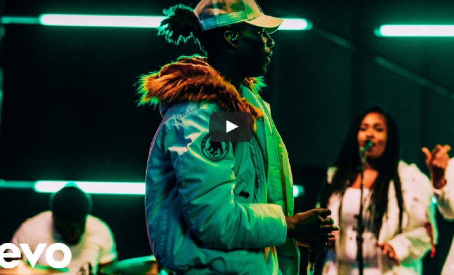 WAVEYYY!!! Wretch 32 – Cooked Food (Vevo Presents: Live) | @Wretch32