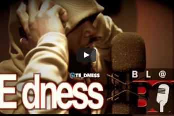 HARD Freestyle! TE dness Blackbox | @WE_R_BLACKBOX @TE_dness