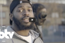 EAST!!  Baseman x Snizzy – Better Place (Forest Gate) | @1Baseman @snizzy_gaza