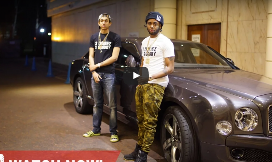 D Block Europe – 3 Goddy Remix (Tunnel Vision Cover) | @YoungAdz1 @Dirtbike_LB