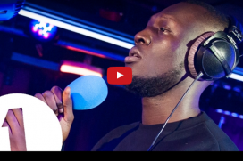 GOAT! Stormzy – Live Lounge Ultralight Beam (Cover) | @Stormzy1