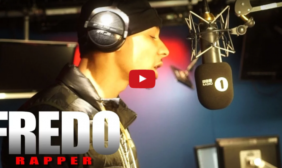 HARD!!! Fredo – Fire In The Booth | @Fredo