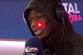 "J Hus Talks Debut Album, Rappers ""Copying"" His Sound & More With Yinka 