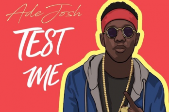 New Afrobeats for the summer! @adejoshnoni – Test me 🌊