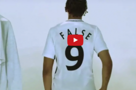 AJ Tracey shows off the new #Spurs kit in his new track – False 9