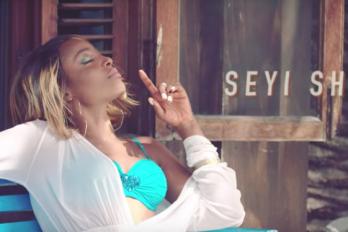 🇳🇬 to South America! @iamseyishay shows us how to 'Yolo Yolo'