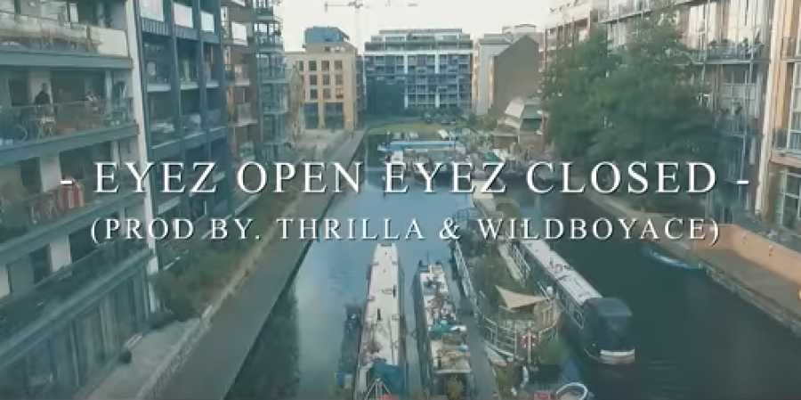 New! Bl£Nd, @LongliveTakez &  @StarboyWillz- Eyez Open Eyez Closed