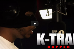 Fire in the booth with @CharlieSloth @ktrap19 done dirt!