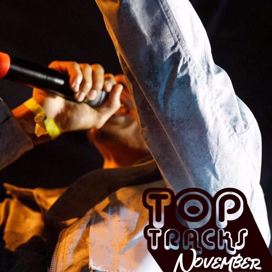 9bills Top Tracks November 2017