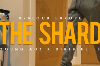 NEW!  The Shard by @YoungAdz1 & @DIRTBIKE_LB