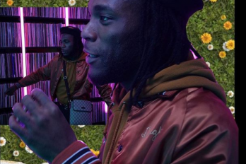 @burnaboy goin in with another legendary freestyle at the Crib Session! | @TimWestwoodTV