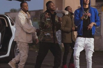 "D-Block Europe's @YoungAdz1 & @DIRTBIKE_LB link up with @YoungTArtist & @BugseyMusic for @newgen's ""Favourite Girl"""