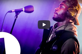SICK! @Santandave1 – 100M's/Samantha/No Words Medley in the Live Lounge | @BBCR1
