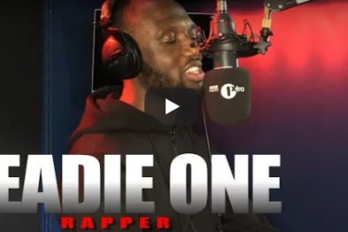 Fire In The Booth with @HeadieOne | @CharlieSloth @1Xtra