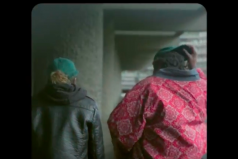 It's been a minute since we've seen a UK male and female spit together on a track but @theknighthoodsociety have changed that with 'PUURPJXNES' [User Submitted]
