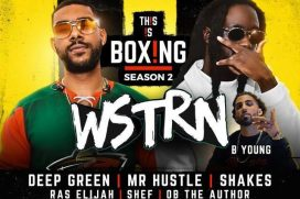 THISISBOXING – A Revolutionary Boxing Promotion Fusing Music, Sports and Culture!