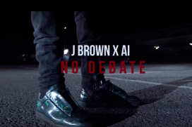 . @aishmtrn X @juniorbrown – 'No Debate' [User Submitted]