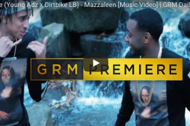 This one is a MAZZALEEN, D-Block Europe (Young Adz x Dirtbike LB) | @YoungAdz1 @DIRTBIKE_LB