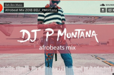 Enjoy the sun with this Afrobeats mix by @DJ_PMontana
