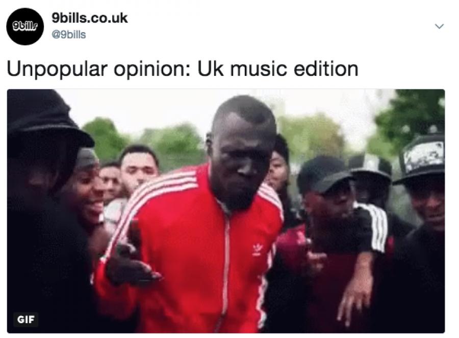 Unpopular opinion: Uk music edition [Round up]