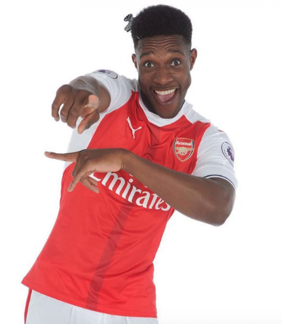 .@kreptplaydirty has a degree in… & you won't guess @DannyWelbeck football idol