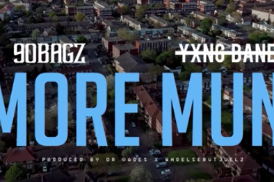 .@YxngBane teams up with @90Bagz for new track 'More Muni'