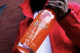Why are all the rappers talking about Alizé?