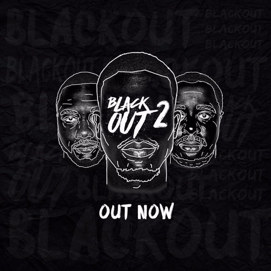 Happi, Komenz & Melvillous join forces again for Black Out 2