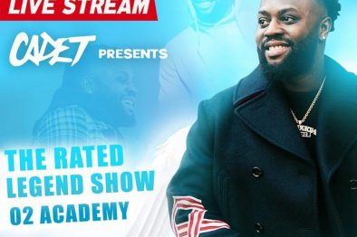 LIVE STREAM – Cadet Rated Legend Show