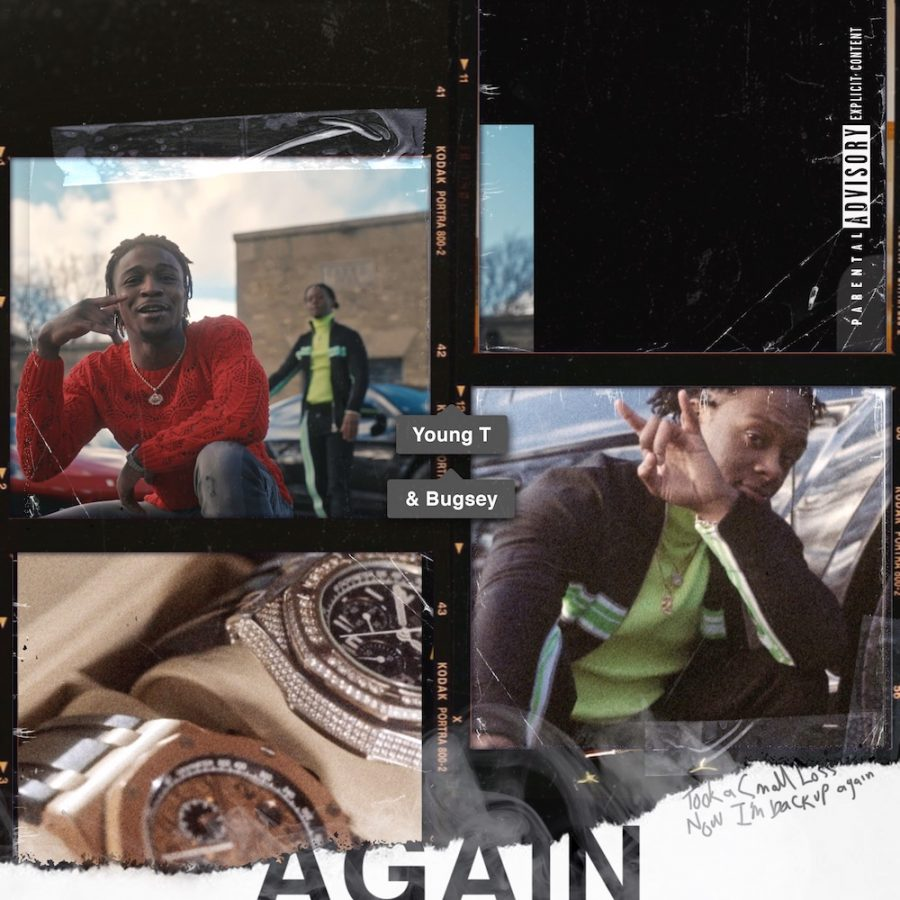 Young T & Bugsey release wavy track 'Again' | @YoungTandBugsey