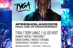Fresh Island Festival Croatia Announce Final Line Up