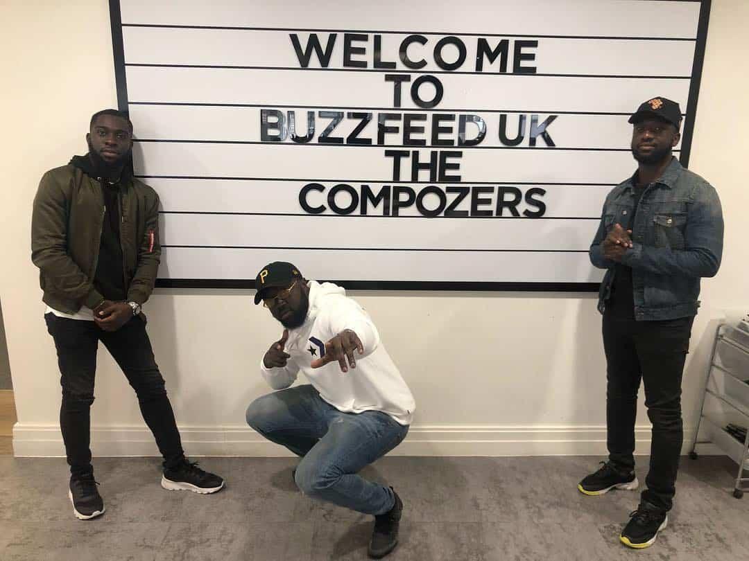 UK live band Compozers
