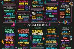 Park Life Festival 2019 Line-Up