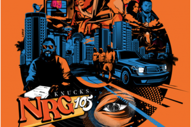 Rapper and producer Knucks has unveiled his debut EP NRG 105